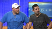 'Deadliest Catch' stars to attend Hudson fundraiser