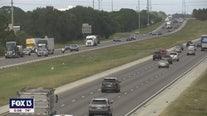 Motorcyclist dies in I-75 crash involving semi-truck