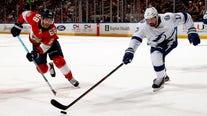 Stamkos, Vasilevskiy lead Lightning over Panthers