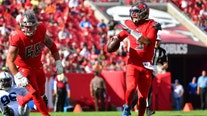 Winston throws for 456 yards, 4 TDs as Bucs win over Colts