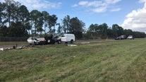 Woman killed in Manatee County chain-reaction crash