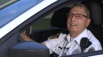 Volunteer with Largo police has been protecting his community for two decades