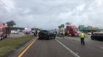 Fatal crash closes portion of U.S. 27 in Davenport