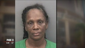 Tampa grandmother pleads not guilty in death of granddaughter