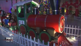 Christmas Lane dazzles once again with over 1.5 million lights in Plant City