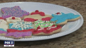 Recipe: Brittany Rainey's iced sugar cookies