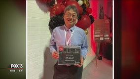 Tampa teacher awarded for innovation