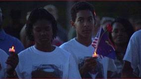 Vigil, 800-meter run honors life of Pensacola shooting victim