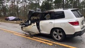 FHP: 3 dead after collision with vehicle trying to pass in no-passing zone