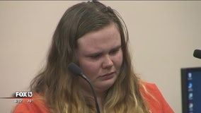 Mom accused of shaking baby denied lower bond