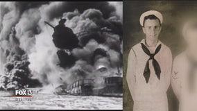 Local Pearl Harbor survivor recounts harrowing experience 78 years later