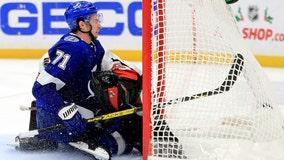 Cirelli scores in OT, Tampa Bay Lightning beat Senators 4-3