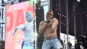 Grammy-nominated rapper DaBaby arrested on battery charge, held on Texas warrant