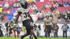 UCF gets 10th by beating Marshall 48-25 in Gasparilla Bowl