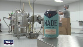 Made Coffee: Cold-brewed and canned in St. Petersburg