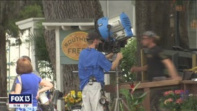 Motion picture industry booming in Pinellas County