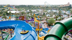 Cold weather closes Central Florida water parks Monday, Tuesday