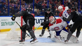 Lightning overcome sluggish start to beat Canadiens 5-4