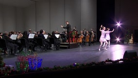Students get into the spirit of the season during annual Steinbrenner Christmas concert