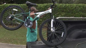 Dover organization re-purposes bikes for people in need