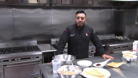 Chef Joaquin Alcocer tamale recipe