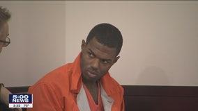 Defendant defiant in pre-trial hearing for triple murder, arson