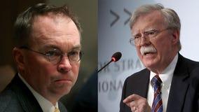 Senate Democrats seek Bolton, Mulvaney for impeachment trial