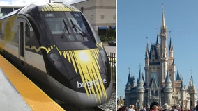 Disney, Virgin Trains USA in talks to build high-speed rail stop near Walt Disney World