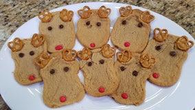 Recipe: Elizabeth Fry's peanut butter reindeer cookies