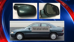 Passenger-side mirror found at scene of hit-and-run in Lake Wales