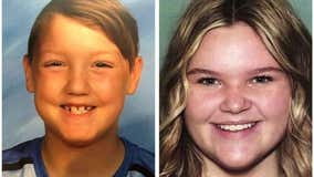 Idaho police searching for children discovered missing after suspicious death reported
