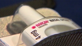 Narcan distributed to communities struggling with overdose, addiction