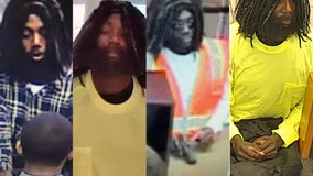 Bank robbery suspect still on the run after shooting Brinks driver, good Samaritan in Brandon
