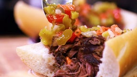 Recipe: Crock-pot Italian beef sandwiches