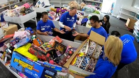Metropolitan Ministries helping thousands of families for the holidays