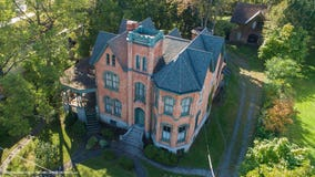 New York town selling mansion for $50K - but there's a catch