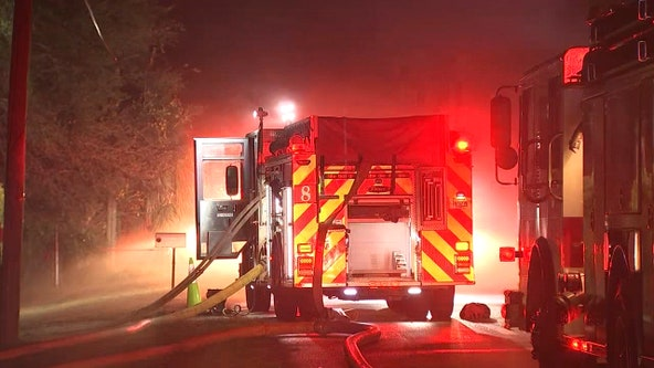 Elderly couple passes away following Mulberry house fire