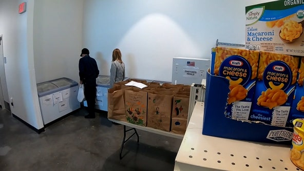 A grass-roots organization has been a lifesaver for those in need