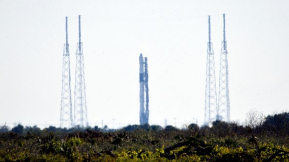 NASA, SpaceX expect calmer winds for today's cargo launch attempt