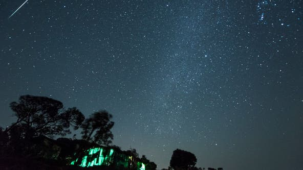 The Geminid meteor shower is set to dazzle this week, hurling bright meteors across sky