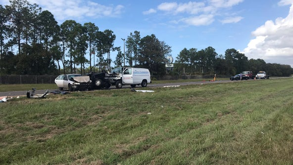 Woman killed in Manatee County chain-reaction crash