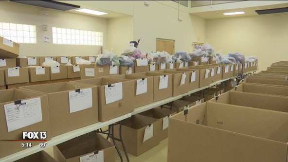 Gifts for kids in short supply at Bradenton Salvation Army