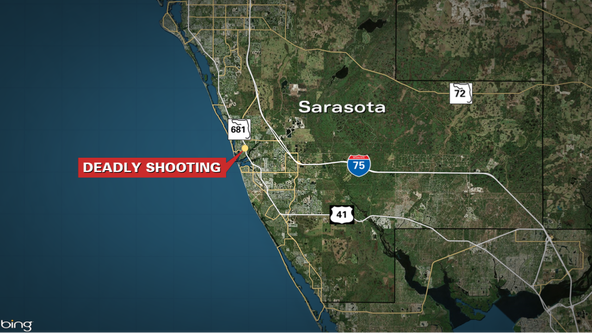 Sarasota deputy shoots, kills man with a gun