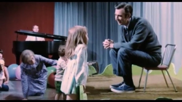 The language of Mr. Rogers continues to connect adults and children