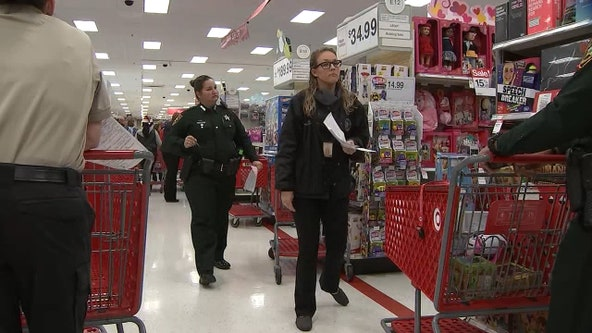 Pinellas County deputies shop for children in need