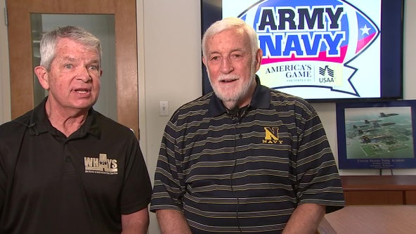 Army vs. Navy rivalry plays out between two Tampa businesses