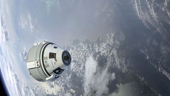 Boeing to repeat test flight of astronaut capsule after December flop