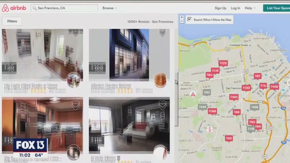 Hillsborough County issues fines for nightly Airbnb rentals