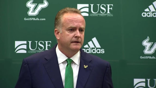 USF AD Michael Kelly taking the coaching search by the horns