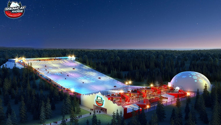 Florida S Only Snow Park To Open In Dade City In 2020